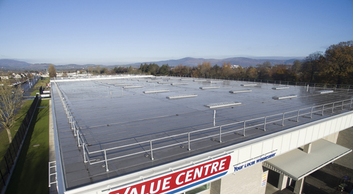 Kingspan Insulated Panel Systems Project VALUE CENTRE DUNDALK IRELAND Image