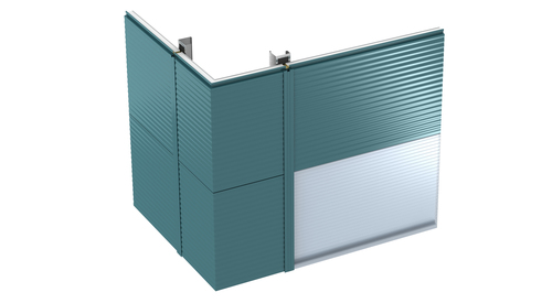 Kingspan Architectural Wall Panel_BIM Designer