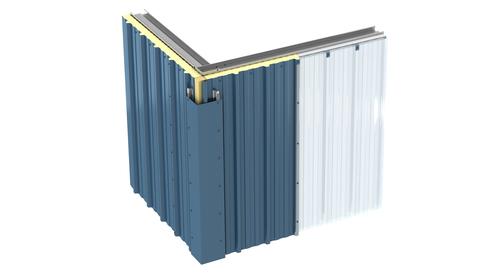 Kingspan Trapezoidal Wall Panel_BIM Designer