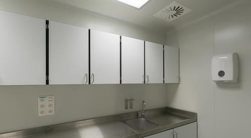 Kingspan Controlled Environments SAINT-LUC HOSPITAL BE Image