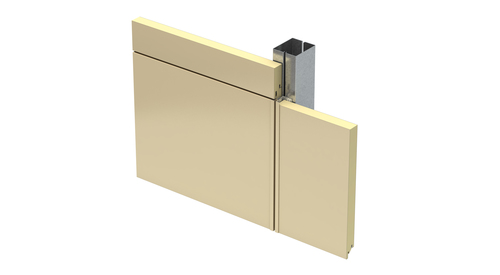 Designwall 2000 Vertical Joint