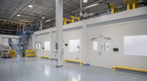 Kingspan Controlled Environments Pharmaceutical Production DEERLAND PROBIOTICS AND ENZYMES US Image