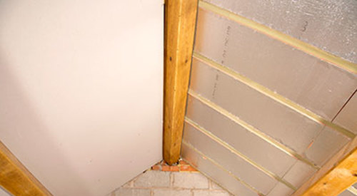 Attic and roof insulation