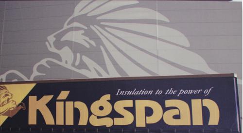 Kingspan History