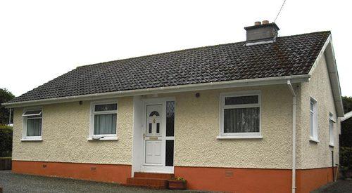 Property without retrofit external wall insulation