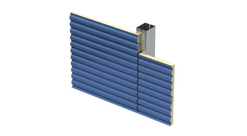 Designwall R Series Vertical Joint