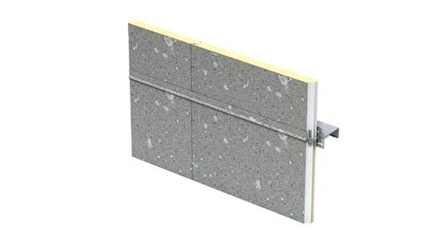 KS Granitstone Quartz Stack Joint