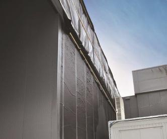 Kingspan Insulated Panel Systems Oil Facility Image
