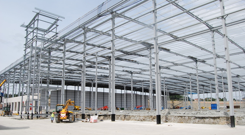 Kingspan Structural Steel Solutions Multibeam Project - PROJECT LIMA UK Image