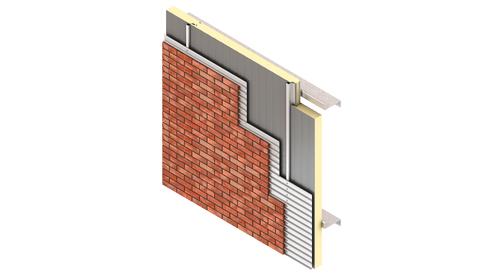 Thin Brick Vertical