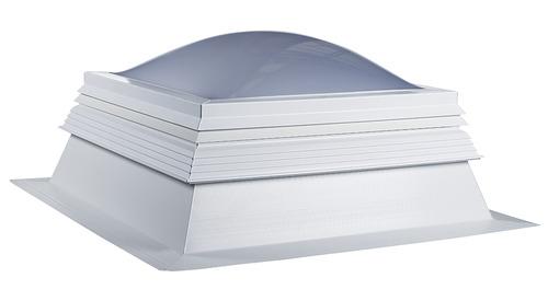 Kingspan_skylight dome plus-system frame-PVC skylight base_Image_DE