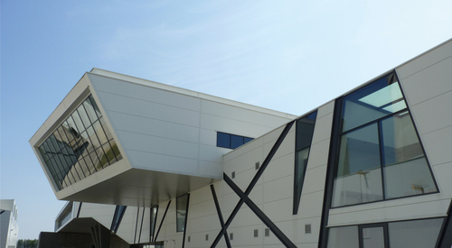 Kingspan Insulated Panel Systems Project Nostra Cement HU Image