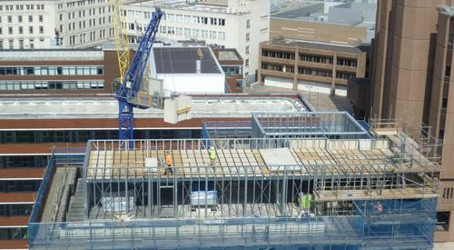 Kingspan Structural Steel Solutions KingBuild Building System TRAVELODGE LIVERPOOL UK Image