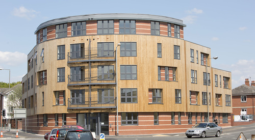 Kingspan Structural Steel Solutions Project - LOWESMOOR WORCESTER UK Image