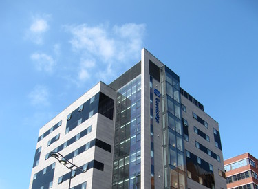 Kingspan Structural Steel Solutions Project - TRAVELODGE LIVERPOOL UK Image