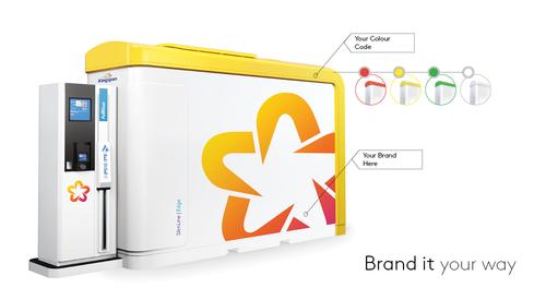 SE adblue branding