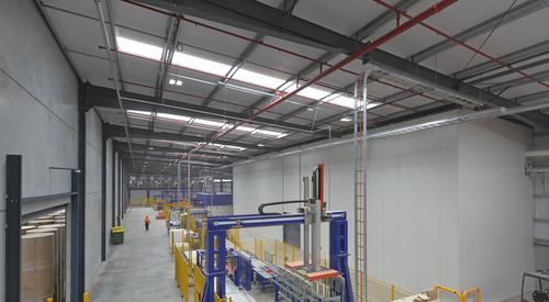 Somerton Production Line