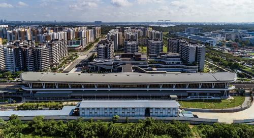 2019_Kingspan_KingZip Linea_CanberraMRT_Singapore_1