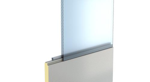 KS1000 WL, prosvětlovací panel, stěnový panel