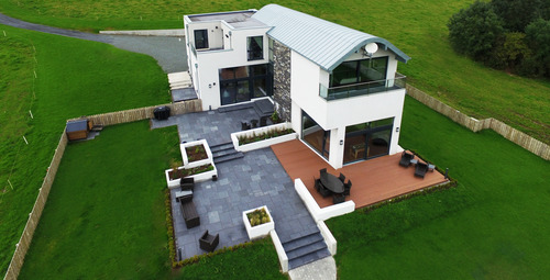 self build home