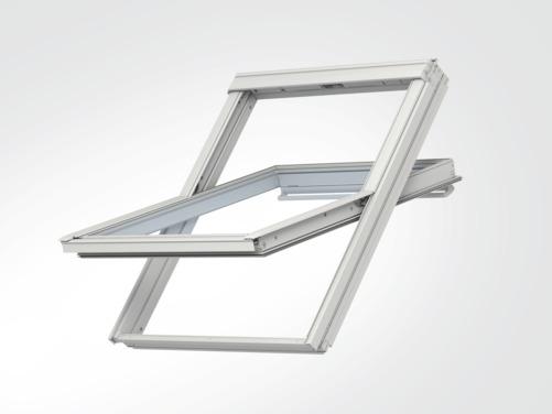 Velux tetőablak renderelt képe