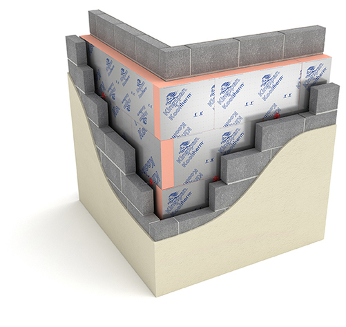 K8 Cavity Wall Insulation