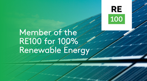 Kingspan Group SUSTAINABLE PARTNERSHIPS - RE100
