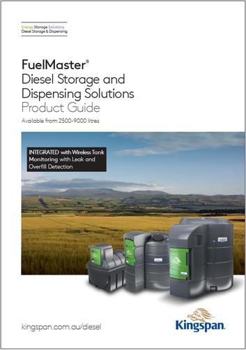 Kingspan Fuelmaster Brochure Thumbnail