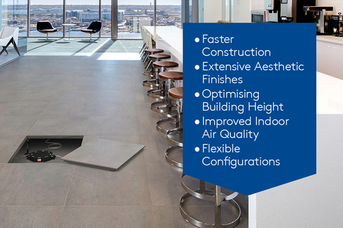 Kingspan Raised Acces Floors