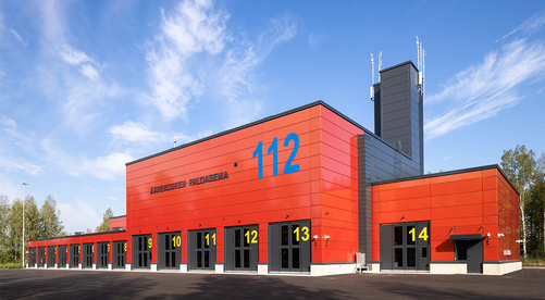 Kingspan Better Buildings - Fire Performance