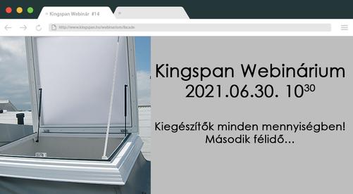 Kingspan webinar