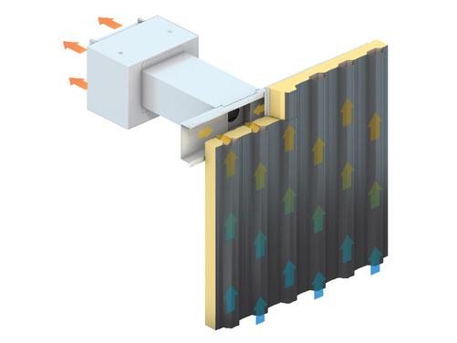 EnergiPanel KS1000 SA Render