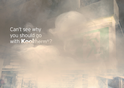 Kooltherm Smoke hero