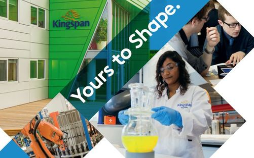 Kingspan Dynamic and Motivated Workforce