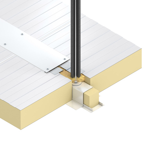 Coldstore Ceiling Suspension System