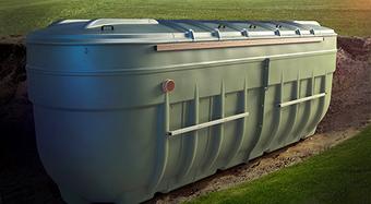 BioDisc Single Piece Sewage Treatment Plant