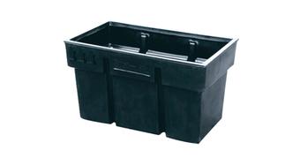 rectangular cold water storage tank
