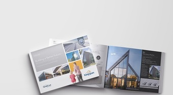 Kingspan Insulated Panel Systems QuadCore Guarantee Brochure Image
