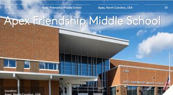 Apex_Friendship_Middle_School_Apex_North_Carolina_Case_Study_Cover_DW2000_DWRS_US