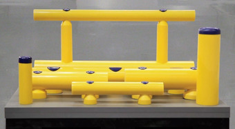 Protection Barriers & Pedestrian Guard Rails