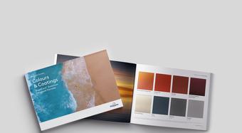 Kingspan Architectural Facades Systems Evolution Colour Book Image