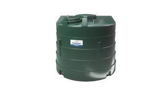 Bunded Titan EcoSafe Vertical Oil Tank 1,300 - 9,000L