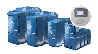 BlueMaster standard med tankövervakningssystem