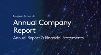 Kingspan Group Annual Report