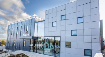 Kingspan IKON Innovation Centre Front View