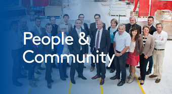 Kingspan Group Website Commitments People