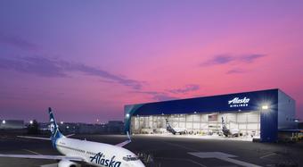 Alaska_Airlines_Maintenance_Engineering_Hangar_ Anchorage _AK_07_KSMR_US