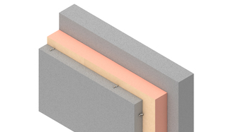 Kooltherm K20 Concrete Element Board