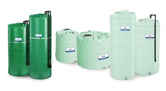 Zbiorniki na nawozy płynne - pojemności od 9000 do 28 000 litrów
