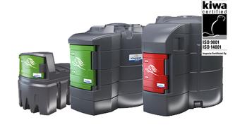FuelMaster lagrings- och distributionstankar